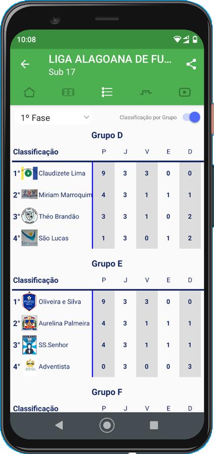 App Screen on iOS